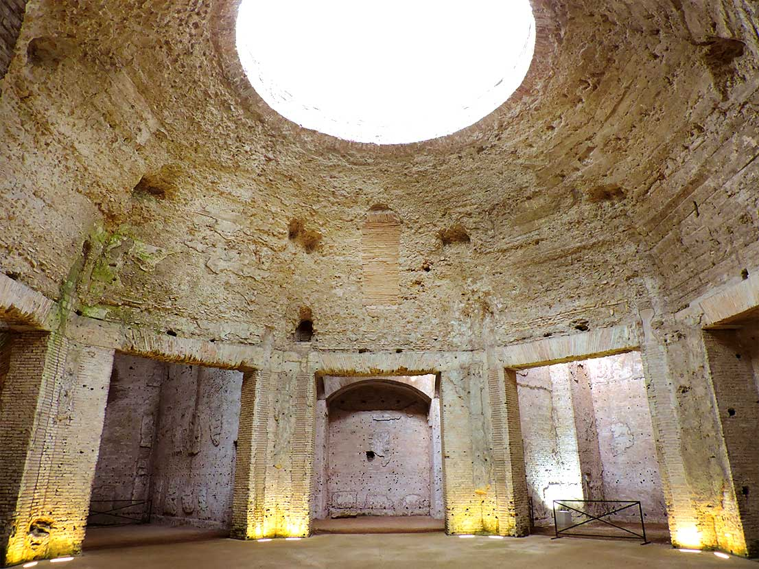 "Domus Aurea: Inside Rome's Buried ""Golden House"" 