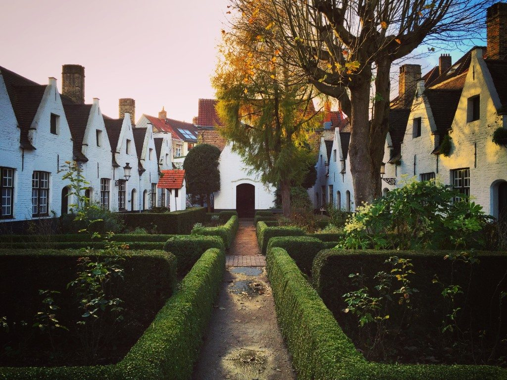things to do in Bruges Almshouses