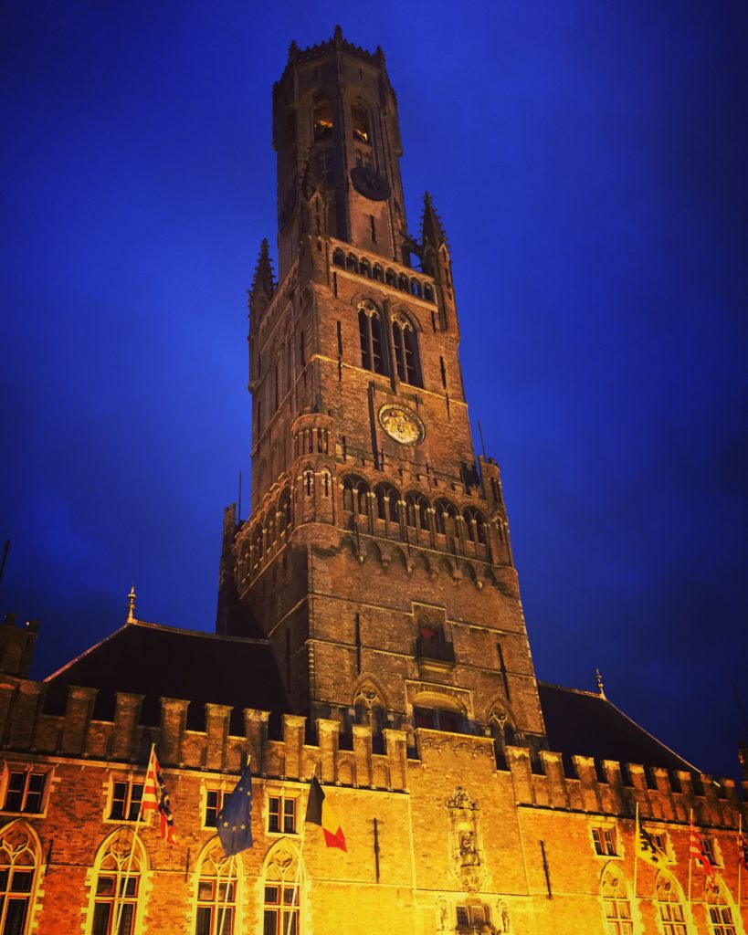top 10 things to do in Bruges Climb the Belfry