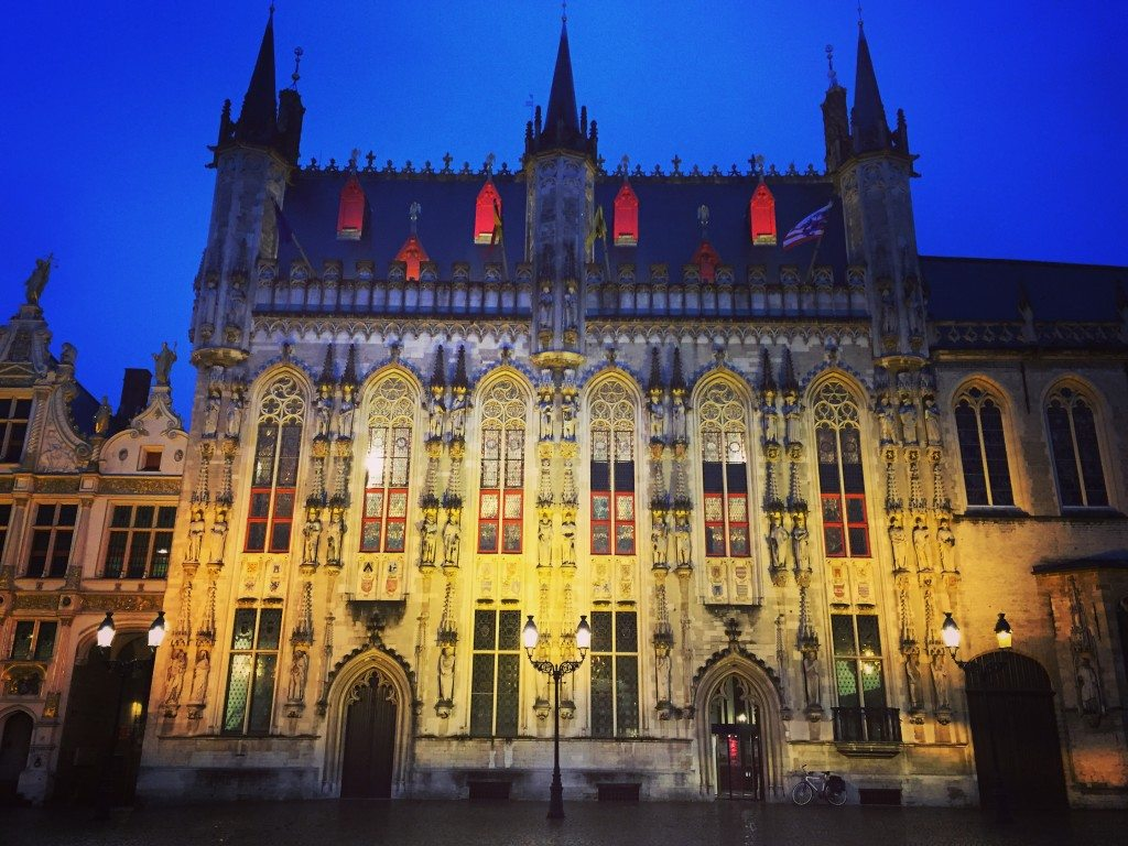 things to do in Bruges City Hall Stadhuis