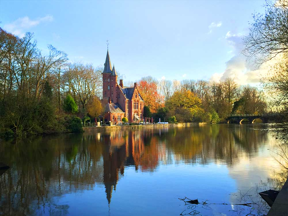 top 10 things to do in Bruges Minnewater
