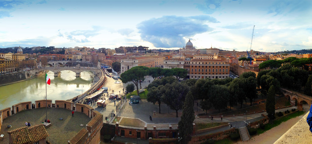 Top 10 things to do in Rome Il Passetto