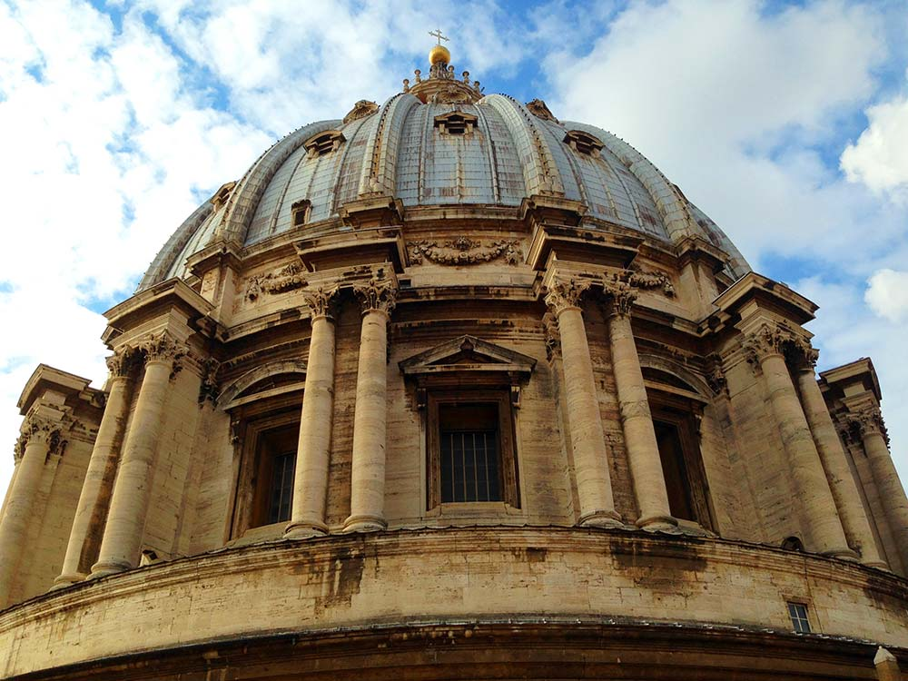 Top 10 things to do in Rome St Peters Dome