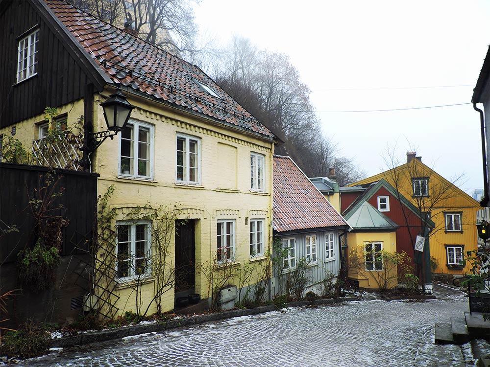 Damstredet Oslo