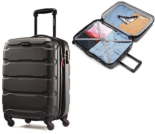 Best Travel Accessories 2017 Cabin Suitcase