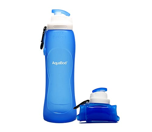 Best Travel Accessories 2017 Collapsible Water bottle