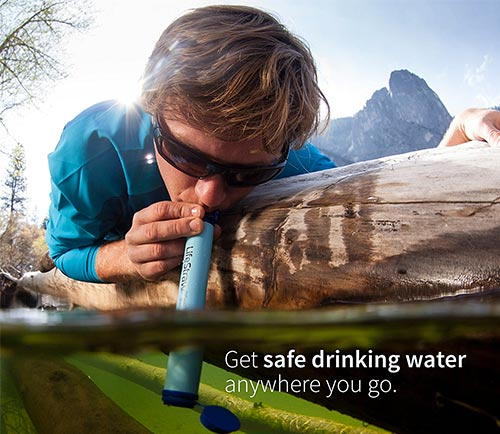 Best Travel Accessories 2017 Lifestraw