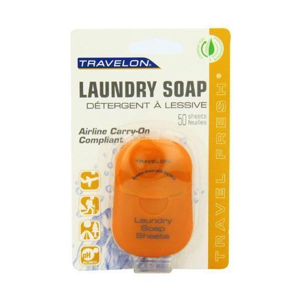 Laundry Soap Sheets