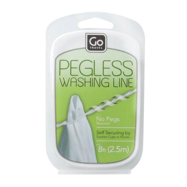 Pegless Washing Line