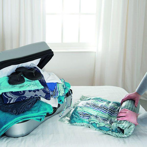 Roll Up Travel Vacuum