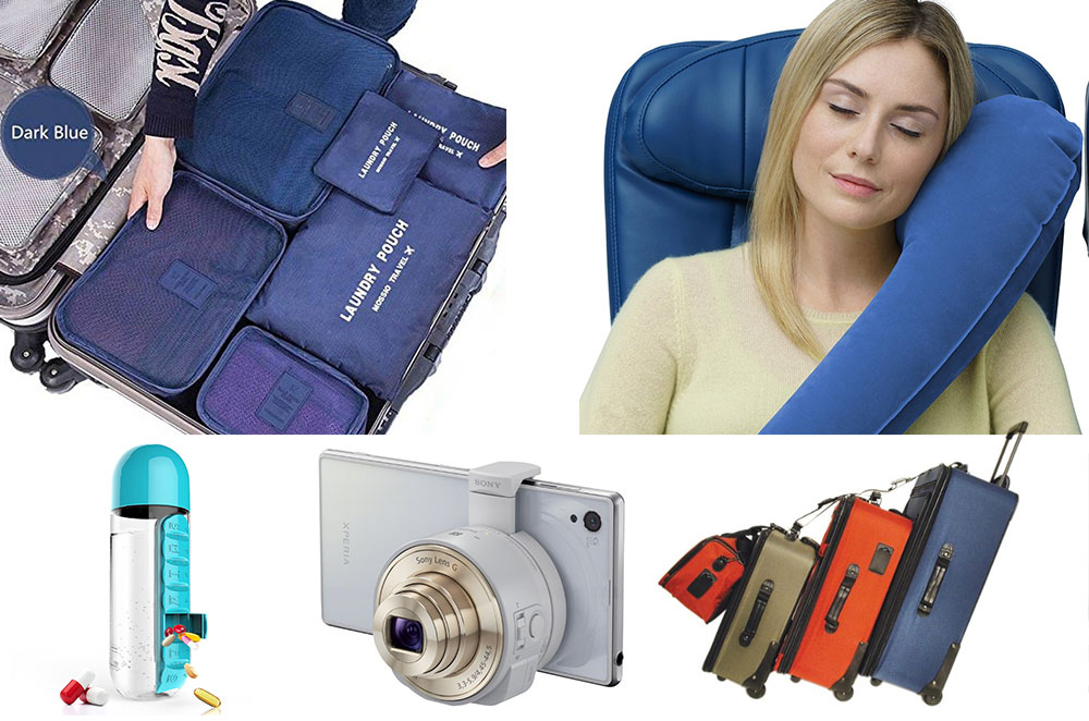 57 Brilliant Travel Accessories Every Traveller Must Have in 2019