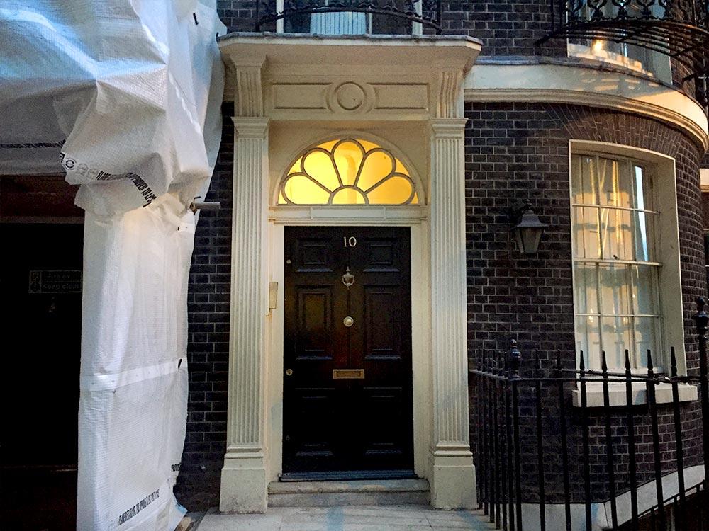 10 Adam Street Downing Street