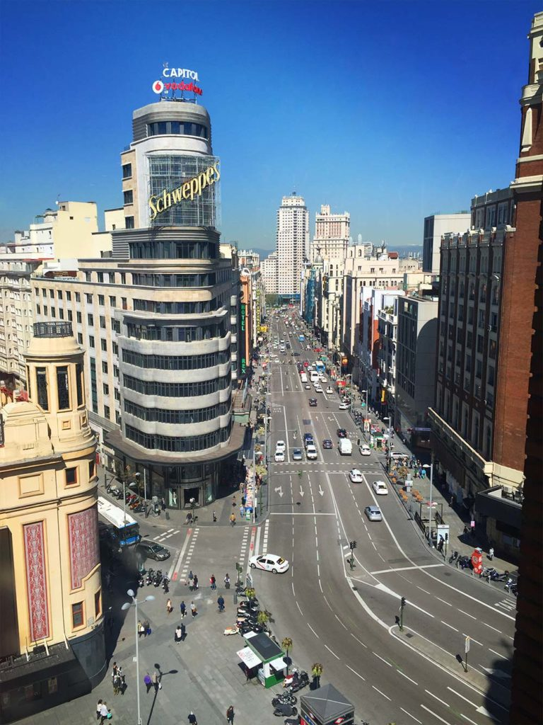 Discover 23 beautiful must see places in madrid spoiler for Corte ingles sol madrid