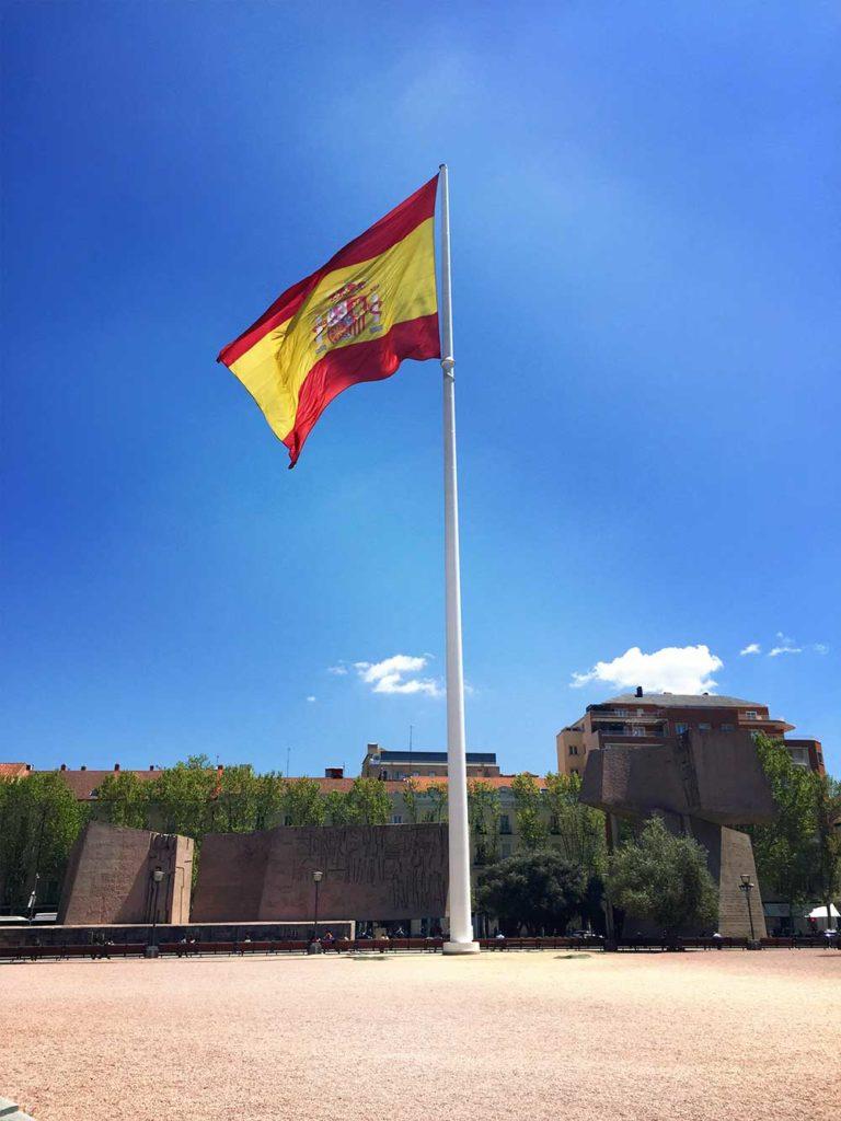 Plaza de Colon Madrid