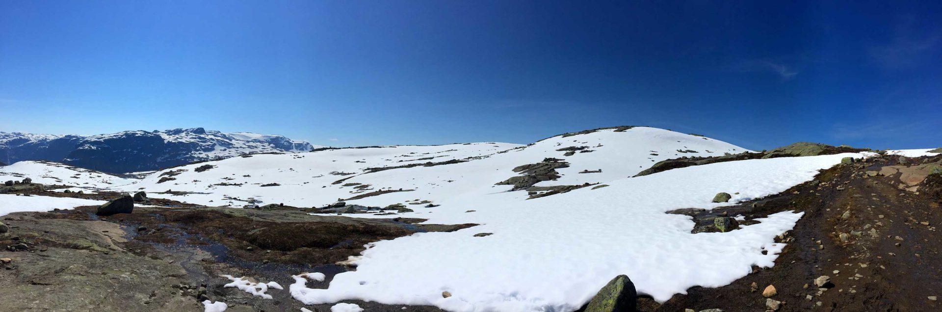 Trolltunga-Landscape
