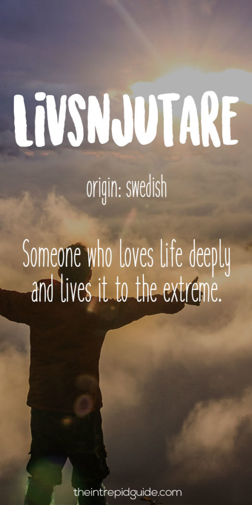 Travel Words Livsnjutare