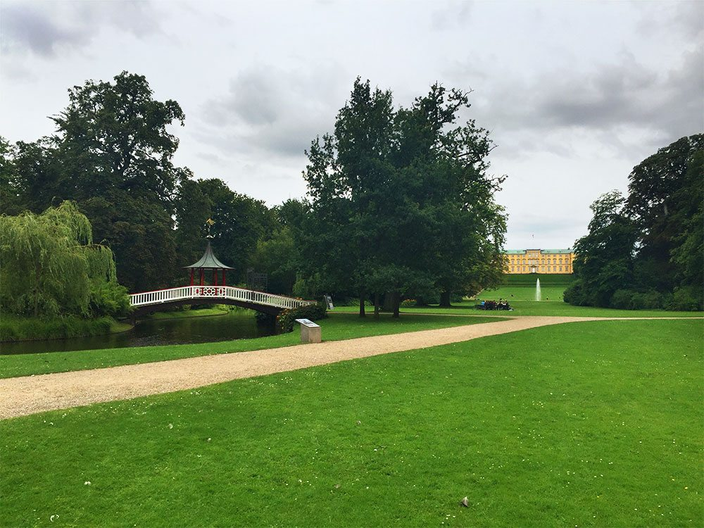 Frederiksberg Palace Gardens