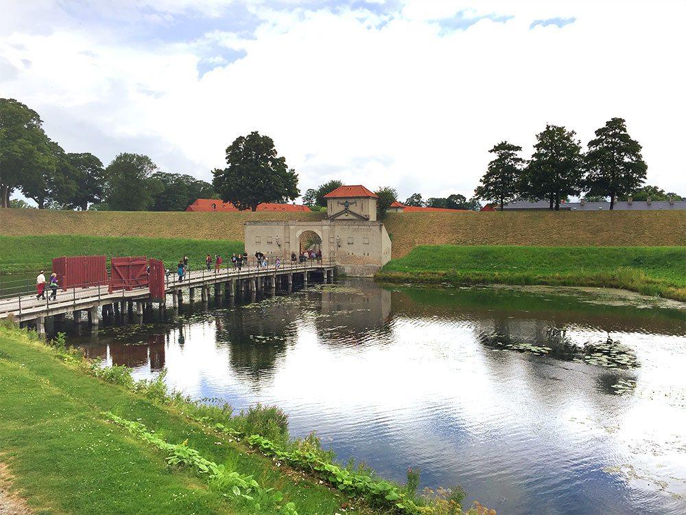 Kastellet Fortress Copenhagen