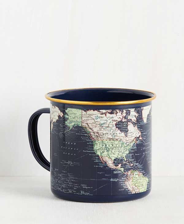 Locate and Percolate Mug