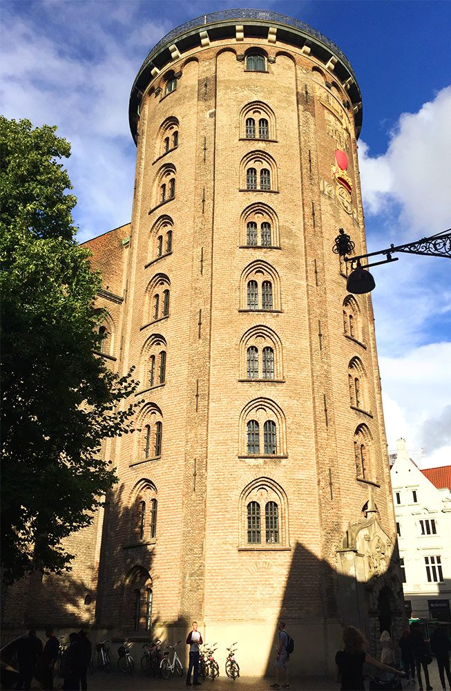 Rundetarn Copenhagen