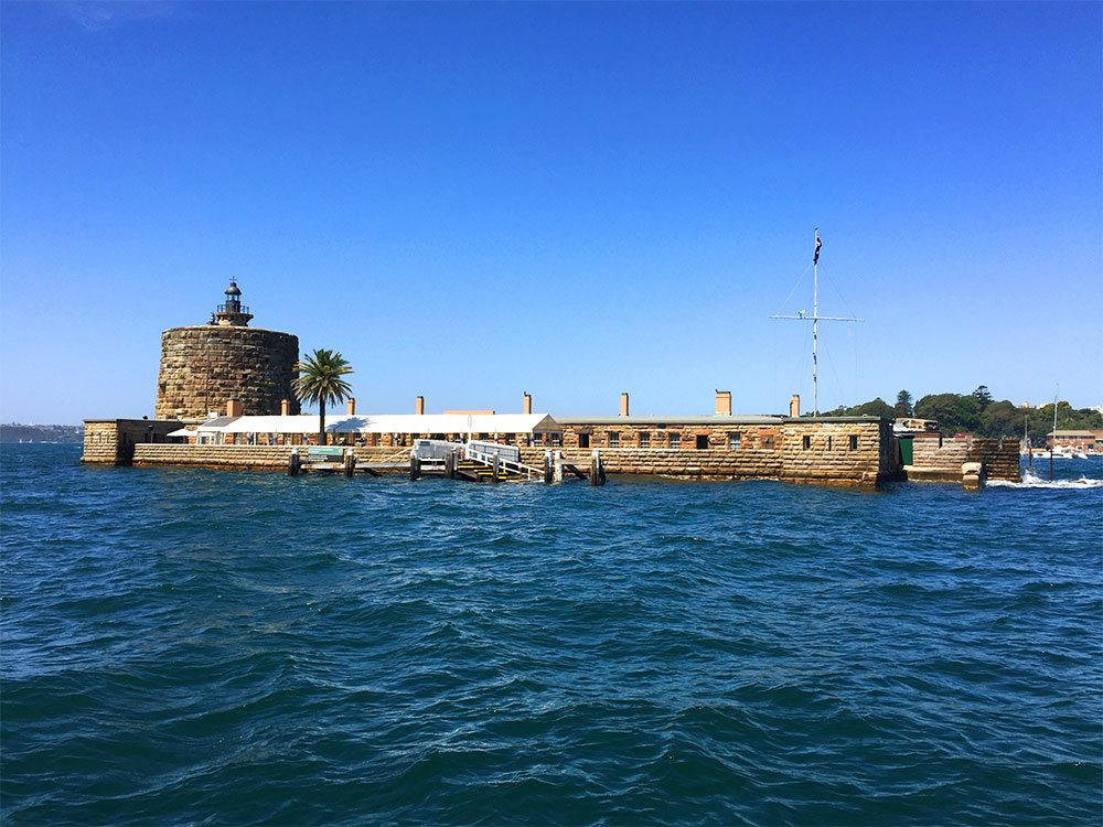 things to do in sydney on a budget cockatoo island