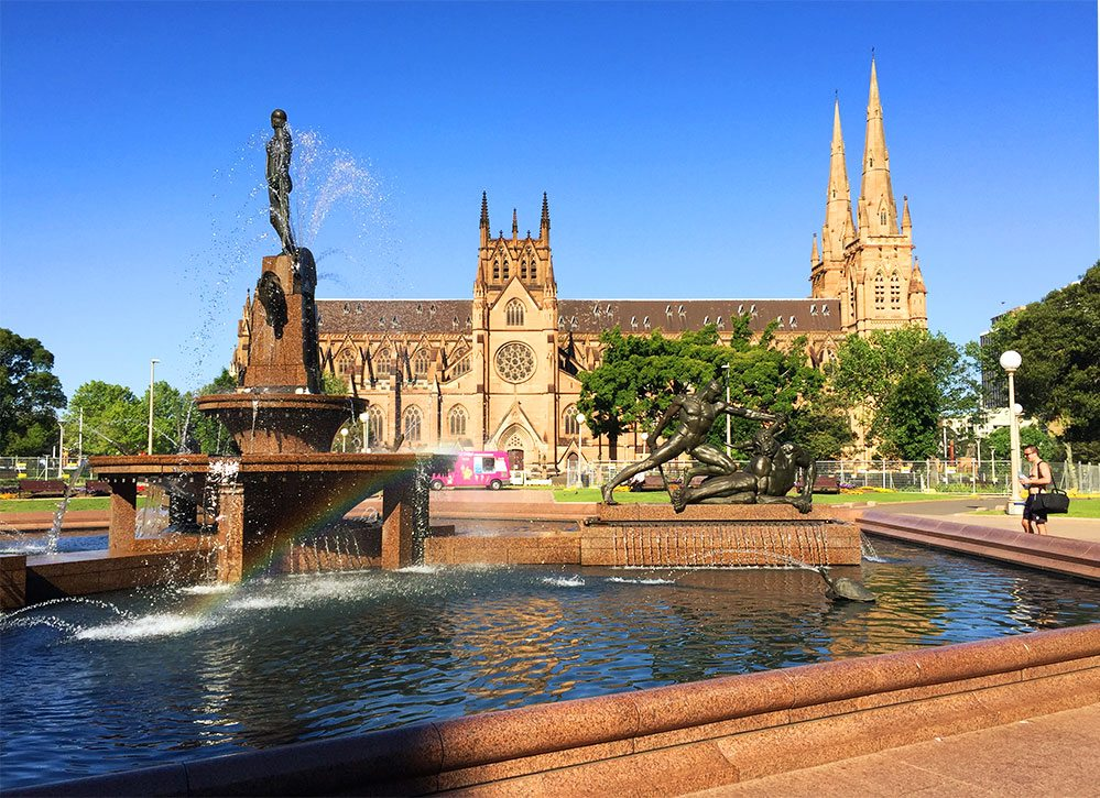 things to do in sydney on a budget st marys cathedral