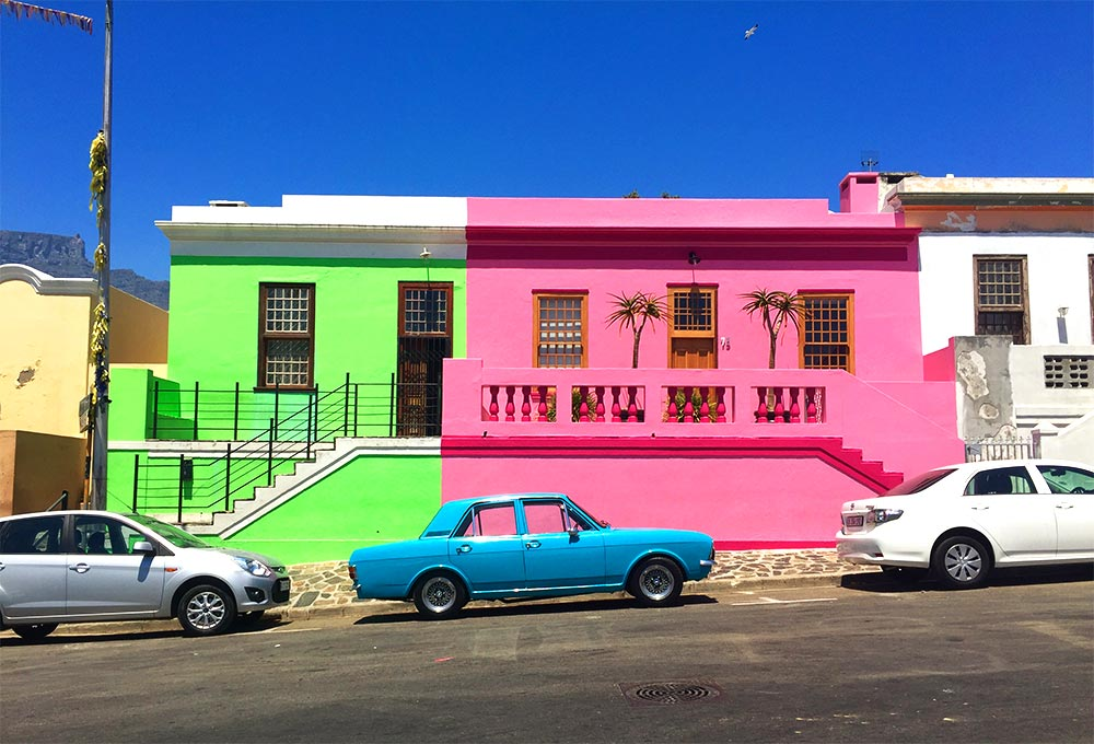 Bo Kaap Car Cape Town