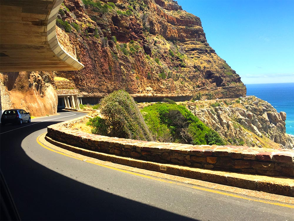 Hout Bay Cliff Road Cape Town