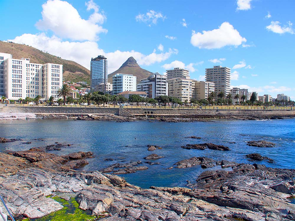 Things to do in Cape Town Sea Point Promenade