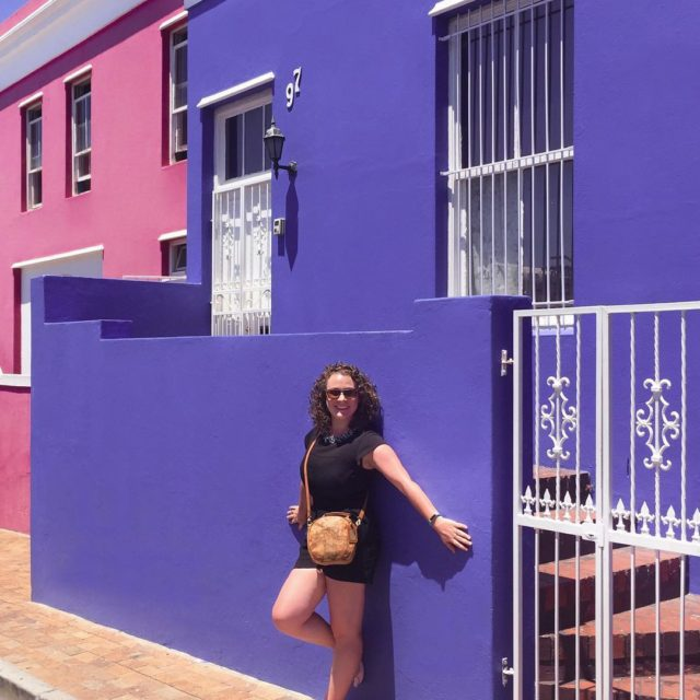 This is BoKaap one of the oldest and the mosthellip