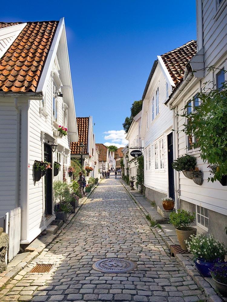 Things to do in Stavanger walk around Old Stavanger