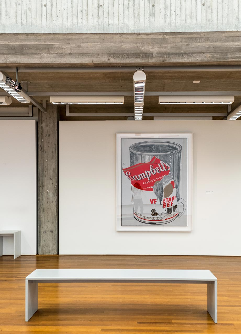 Things to do in Zurich - Andy Warhol Painting at Kunsthaus Zurich