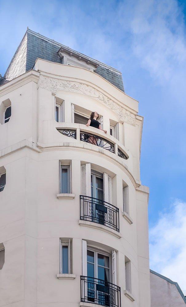 Hotel Trianon Rive Gauche Building