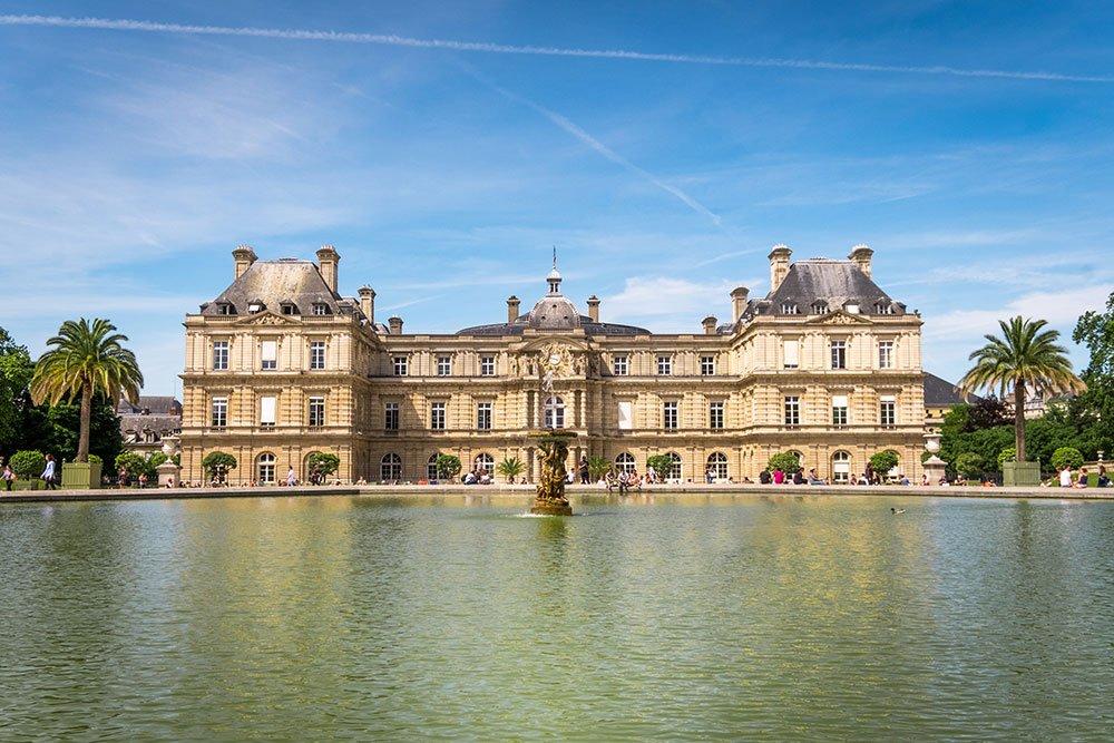 Hotel Trianon Rive Gauche Luxembourg Gardens