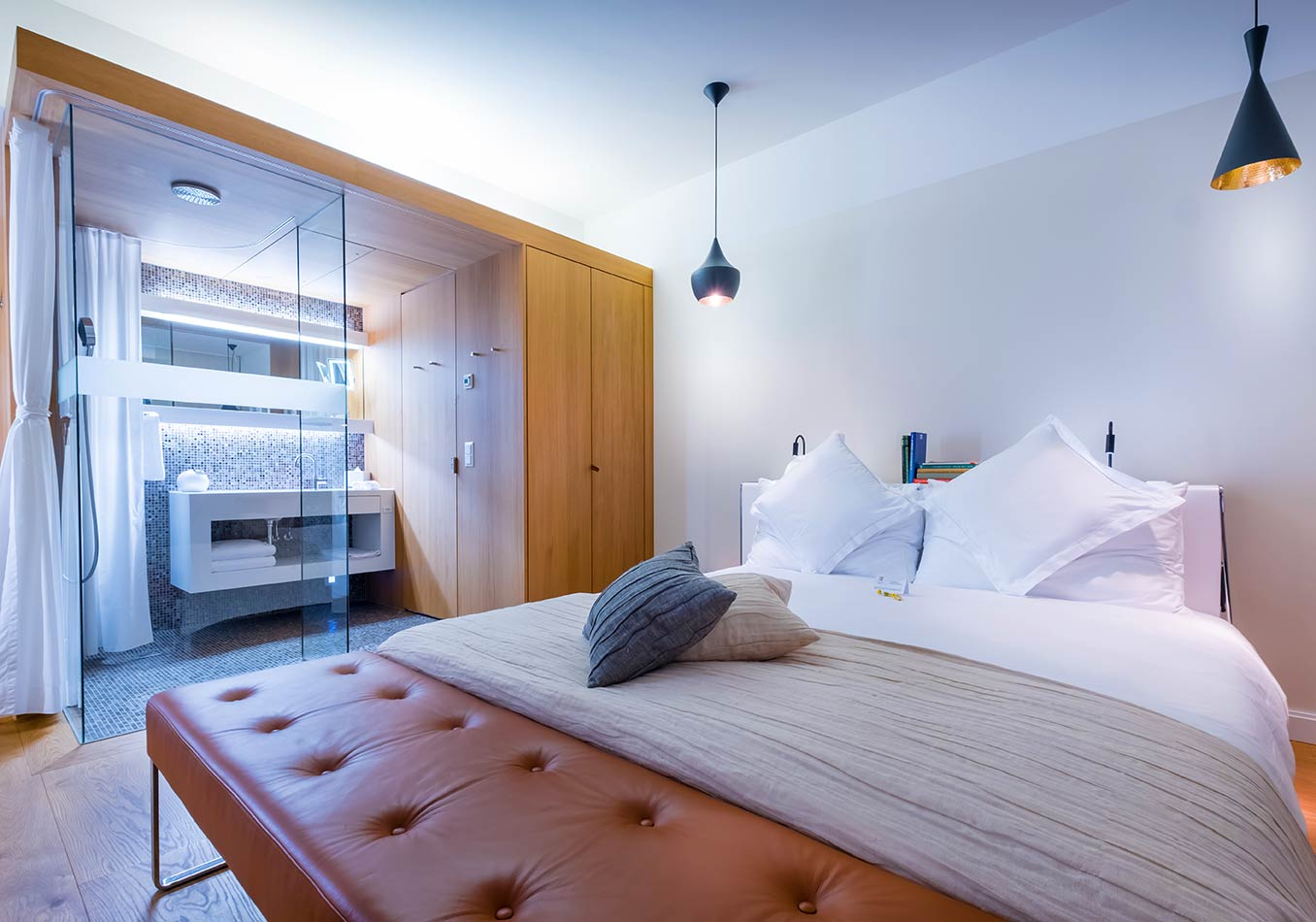 Room B2 Boutique Hotel and Spa Zurich