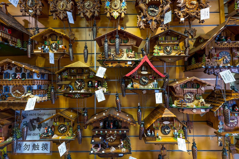 Swiss Clocks Zurich