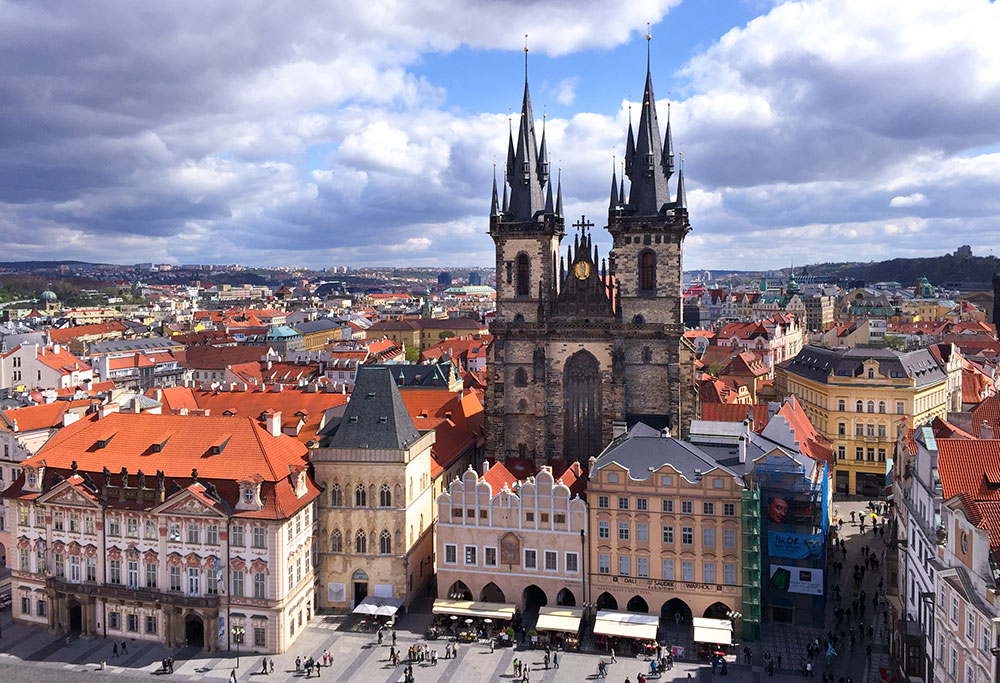 Czech Phrases Travel Phrase Guide with pronunciation