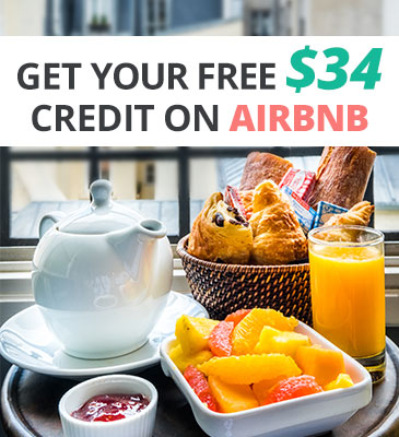 Airbnb $25 Credit