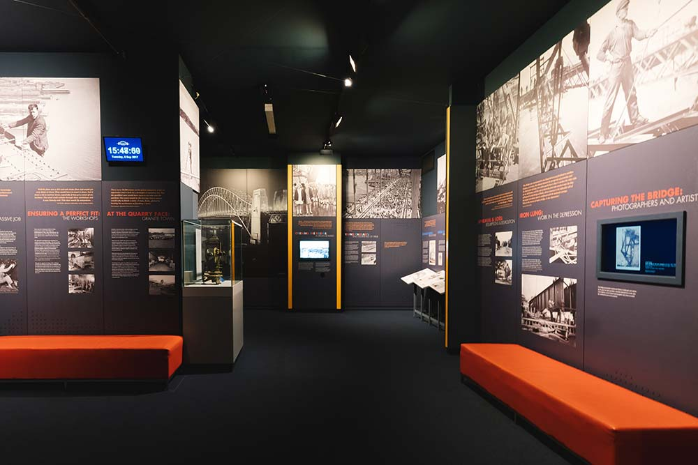 Sydney Bridge Climb Museum