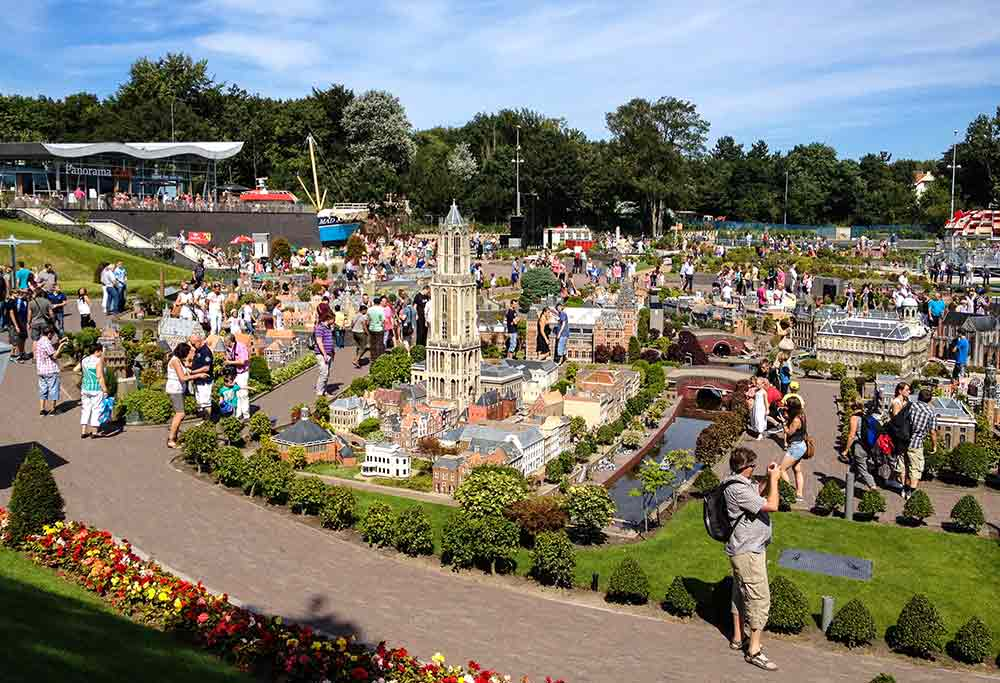 things to do in The Hague Netherlands Madurodam