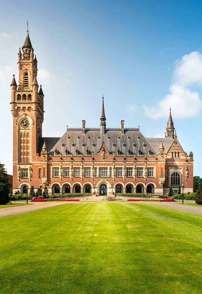 things to do in the hague Peace Palace