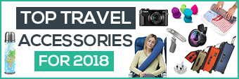Top Travel Accessories 2018