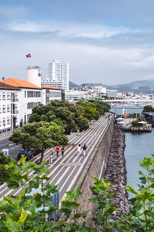 sao miguel azores travel guide Ponta Delgada