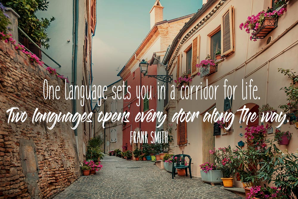 How to learn a second language reddit